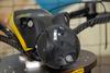<b class=pic_title>Targi INTERGEO 2014 ? drony</b> <br /> <br /> <b class=pic_description>W tym roku uwagę publiczności bezapelacyjnie najskuteczniej przyciągał dron eXom szwajcarskiej firmy senseFly. Wyposażony jest w ruchomą głowicę umożliwiająca wykonywanie zdjęć zarówno pionowych, jak i ukośnych, a także akustyczno-optyczne sensory do omijania przeszkód. Cena nie jest jeszcze znana</b> <br /> <br /> <b class=pic_author>fot.  Jerzy Królikowski</b><br /> <br />