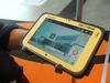 <b class=pic_title>Intergeo 2015 ? odbiorniki GNSS i tachimetry</b> <br /> <br /> <b class=pic_description>GeoMax wzbogacił swoją ofertę rejestratorów o wytrzymały tablet marki Panasonic. Na zdjęciu współpracuje z dalmierzem GeoMax Zoom 3D</b> <br /> <br /> <b class=pic_author>fot.  JK</b><br /> <br />
