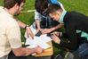 <b class=pic_title>XXXVI Olimpiada Wiedzy Geodezyjnej i Kartograficznej</b> <br /> <br /> <b class=pic_author>fot.  Mateusz Baran</b><br /> <br />