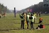 <b class=pic_title>XXXVII Olimpiada Wiedzy Geodezyjnej i Kartograficznej</b> <br /> <br /> <b class=pic_description>Rywalizacja drużynowa</b> <br /> <br /> <b class=pic_author>fot.  ze zbiorów ZSB w Bydgoszczy</b><br /> <br />