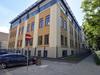 <b class=pic_title>Czerwiec 2013 r., główny budynek ul. Sandomierskiej 12 z widocznym dobudowanym piętrem</b> <br /> <br /> <b class=pic_author>fot.  JP</b><br /> <br />