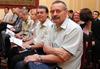 <b class=pic_title>W Dniach Geodezji wzięło udział 160 osób, z tego 48 ze Słowacji i 47 z Czech</b> <br /> <br /> <b class=pic_author>fot.  Barbara Stefańska</b><br /> <br />