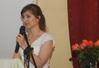 <b class=pic_title>Aleksandra Szabat, doktorantka z AGH, wygłosiła referat dotyczący prawa użytkowania wieczystego </b> <br /> <br /> <b class=pic_author>fot.  Barbara Stefańska</b><br /> <br />