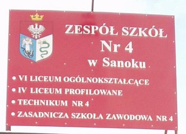 Zespół Szkół nr 4 im. Króla Kazimierza Wielkiego