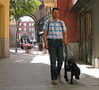 Nawigacja GPS dla osób niewidomych