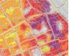Internetowa mapa z cenami mieszkań