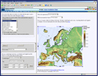 Mapa promieniowania słonecznego w internecie