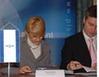 PKP PLK: podpisanie umowy na wykonanie mapy dla trasy Poznań-Szczecin-Świnoujście