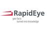 RapidEye zarejestrował około 25% powierzchni lądów