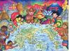 Wydano zbiór map wykonanych przez dzieci