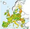Zasolenie na nowej mapie glebowej Europy