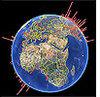 Interaktywna mapa demograficzna miast świata