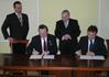 Umowa między PWSZ a ESRI
