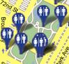 Jak znaleźć toaletę na Manhattanie
