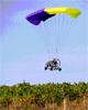 Paralotnie do wykonywania zdjęć lotniczych