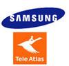 Umowa TeleAtlasu i Samsunga