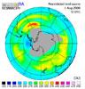 Satelitarne badania warstwy ozonowej nad biegunem