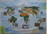 Międzynarodowy konkurs kartograficzny dla dzieci