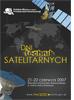 Dni Technik Satelitarnych już wkrótce w Warszawie