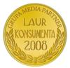 Złoty Laur Konsumenta 2008 dla AutoMapy!