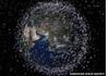 Śmieci w kosmosie