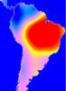 Dane satelitarne do badania wody w Ameryce Płd.
