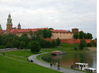 Mapa roślinności rzeczywistej Miasta Krakowa