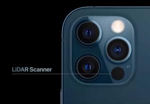 iPhone 12 Pro - pierwszy smartfon z lidarem