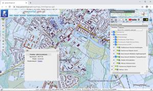 Aktualizacja baz BDOT10k w 3 powiatach