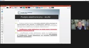 Podpis elektroniczny w geodezji <br /> Dariusz Szostek