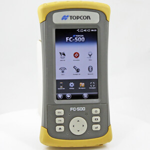 Używany kontroler Topcon FC-500 GSM