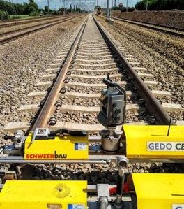 Praca dla Geodety/Asystenta geodety (branża kolejowa).
