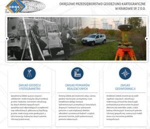 OPGiK Kraków zatrudni pracowników do prac geodezyjnych