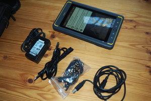 Sprzedam odbiornik GPS/GIS HI-TARGET Qpad X5 Android