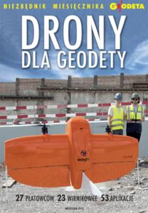 DRONY DLA GEODETY 2021