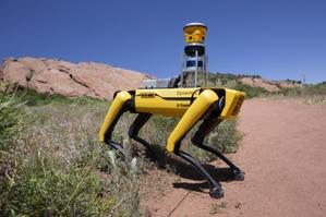 Pomiarowe roboty Trimble wkrótce w sprzedaży <br /> fot. Trimble