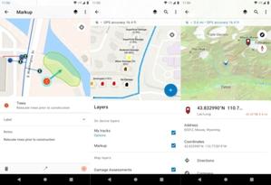 ArcGIS Field Maps: łatwe i dokładne zbieranie danych w terenie