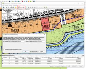 Wtyczka do QGIS ułatwi cyfryzację aktów planowania przestrzennego