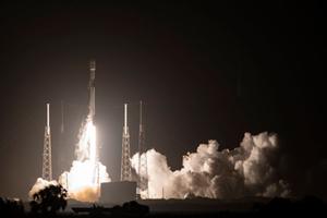 Czwarty satelita GPS nowej generacji już na orbicie <br /> fot. SpaceX