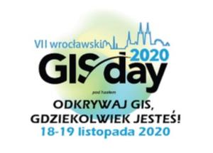 Zaproszenie na Wrocławski GIS Day 2020