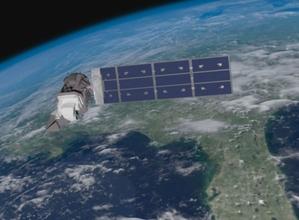 NASA myśli o nowym, lepszym satelicie Landsat <br /> Wizualizacja satelity Landsat-9