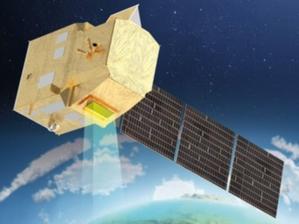 Rusza budowa trzech innowacyjnych satelitów Copernicus <br /> Wizualizacja satelity CHIME