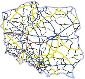 PKP PLK zamawia rozbudowę swojego systemu GIS