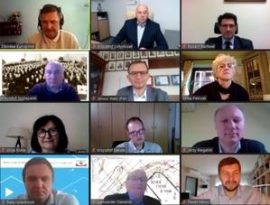 Rada Geodezyjna o zmianach w EGiB, zawodzie geodety i funduszach europejskich