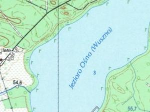 Aż 319 nazw zniknie z mapy Polski <br /> fot. Geoportal.gov.pl