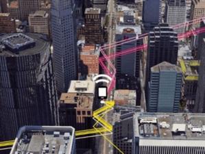 Google poprawi dokładność nawigacji satelitarnej w miastach