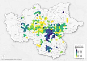 Ceny mieszkań w GZM <br /> Ceny mieszkań - rynek wtórny