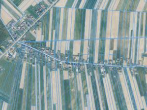 Nowelizacja ustawy usprawni scalanie gruntów <br /> fot. Geoportal.gov.pl