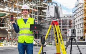 Mobilna aplikacja ułatwi pracę każdego skanera Leica