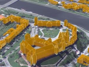 Kraków zamawia dane 3D <br /> Moduł 3D w krakowskim geoportalu